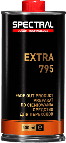EXTRA 795 Fade out agent Spectral BASE