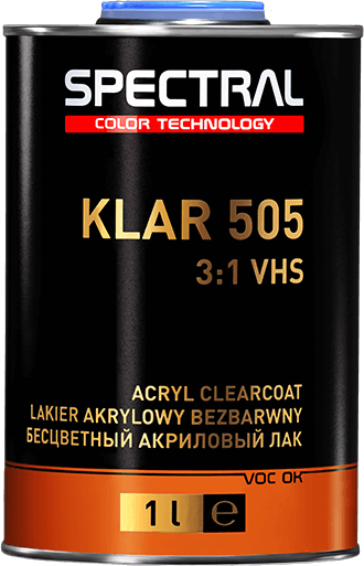 KLAR 505 Two-component VHS clearcoat