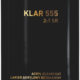 KLAR 555 Two-component clearcoat with increased scratch resistance (SR)