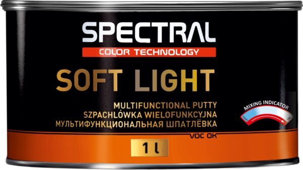 SOFT LIGHT Two component multifunctional putty